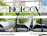 2017 A/L Biology Theory @ Lithira Institute, Bandarawela