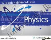 2015/2016 A/L Physics @ Tangalla