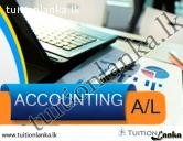 A/L Accounting @ Galle