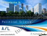 2015/2016 A/L Political Science(Revision and Theory) @ Galle