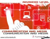 2015/2016 A/L Communication and Media @ Galle