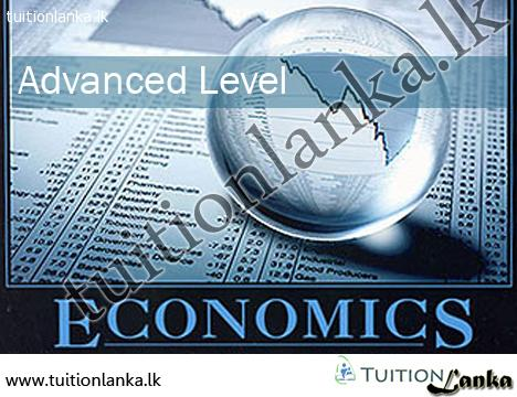 2016 A/L Economics @ Hi-Line Institute, Galle