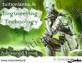 2015/2016 A/L Engineering Technology @ Galle