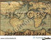 2015 A/L History @ Sathra Institute, Ratnapura