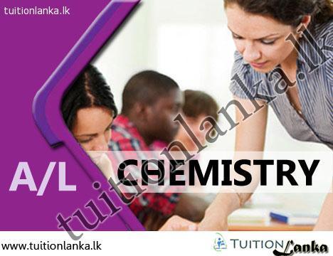 2015 A/L Chemistry @ Thakshila Institute, Ratnapura