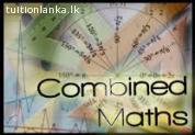 A/L Combined Maths @ Sathra Ratnapura