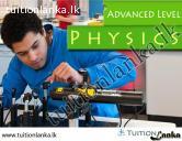 A/L Physics @ Morontuduwa