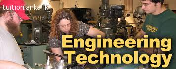 A/L Engineering Technology @ Kalutara
