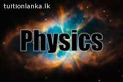 A/L Physics @ Kalutara