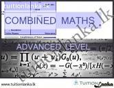 A/L Combined Maths @ Nanapiyasa Institute, Gampaha