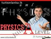 A/L Physics (International Syllabus) @ Katunayake