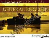 A/L General English @ Katunayake