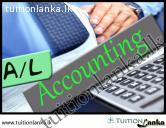 A/L Accounting @ Acmi College, Minuwangoda