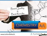 A/L Chemistry @ Vision Institute, Kegalle