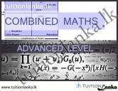 2016 A/L Combined Maths @ Vision Institute, Kegalle
