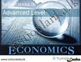 2015 A/L Economics Revision @ THE FIRST Institute, Kandy