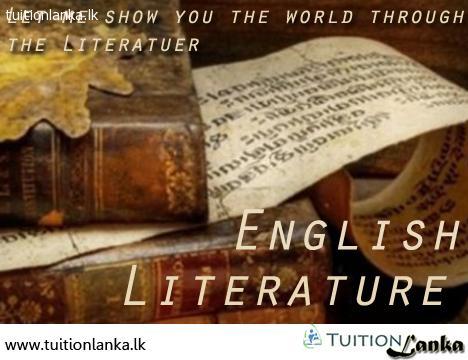 2015/2016 A/L English Literature @ kandy