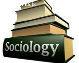 A/L Sociology (International Syllabus)@ Uranus Academy,Kandy