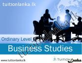 2015/2016 A/L Business Studies @ Kandy