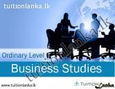 2015 A/L Business Stidies @ Thakshila Institute, Gampola