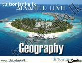 2015 A/L Geography @ Peradeniya