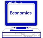 A/L Economics @ Peradeniya
