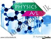 2015/2016 A/L Physics @ Kurunegala