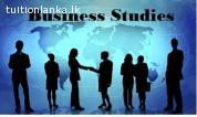 2015 A/L Business Studies @ Anuradhapura
