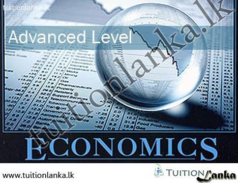 2015 A/L Economics Revision @ Malabe