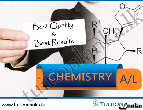 2015 A/L Chemistry @ Sasip Institute, Nugegoda