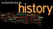 2015 A/L History @ Rajagiriya