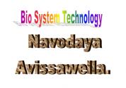 2015 A/L Bio Technology Classes @ Navodaya , Avissawella