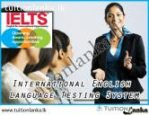 IELTS Class @ Aura Academy of English, Nugegoda