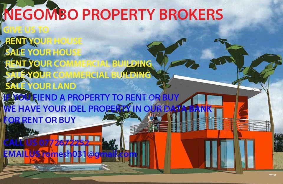 Negombo property Brokers