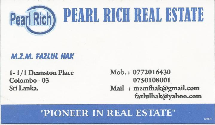 Pearlrich Real Estate