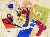Dressmaking , Textile and Garments @ Vavuniya