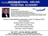 Diploma in Airline Marketing @ Colombo 04