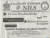 Human Resource Development Courses @ NILS Battaramulla