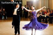 Social Dancing / Wedding Dance Training in Colombo