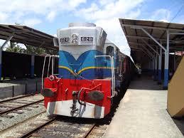 Railway Station - Yagoda