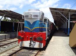 Railway Station - Nailiya