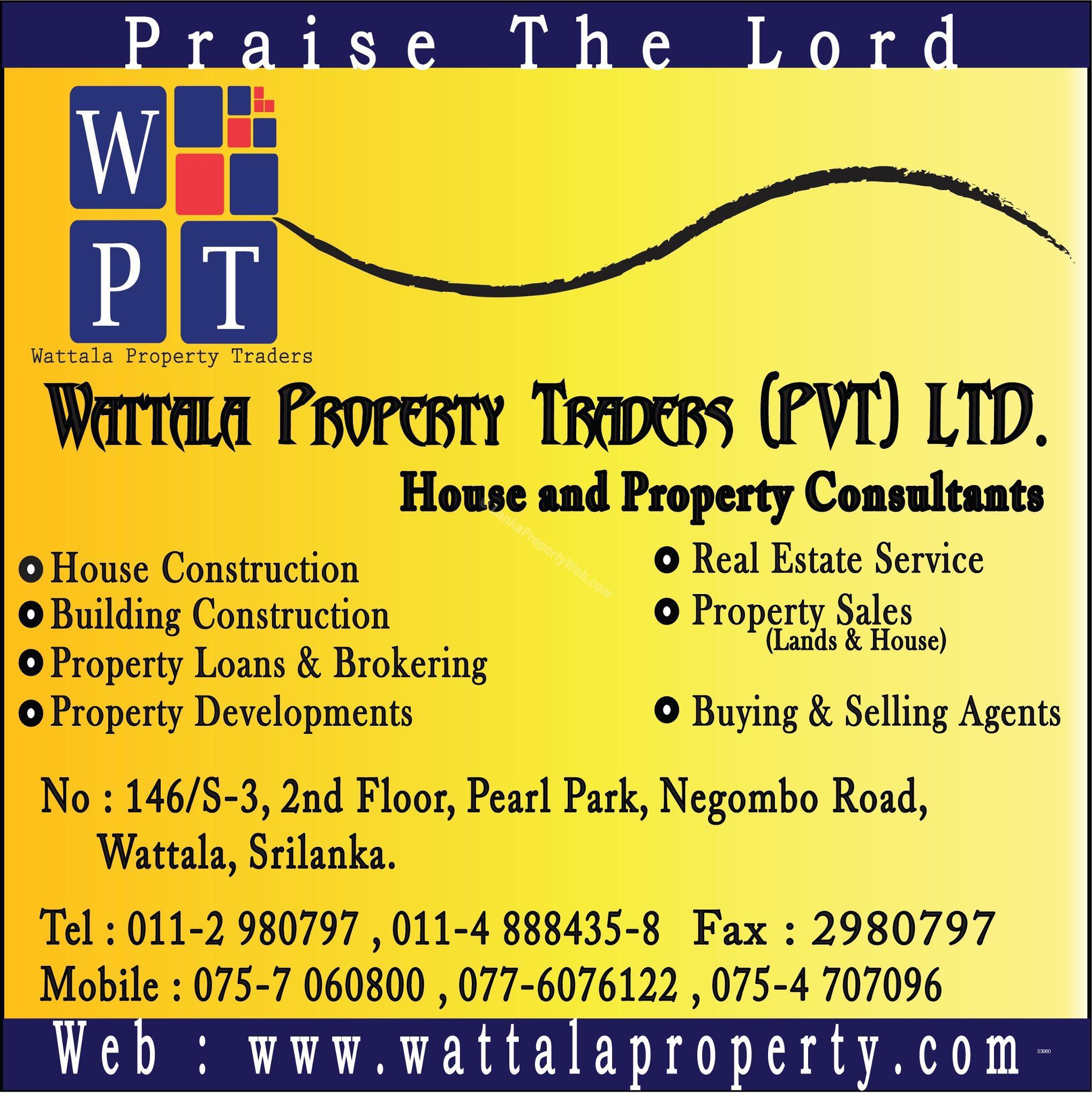 Wattala Property Traders