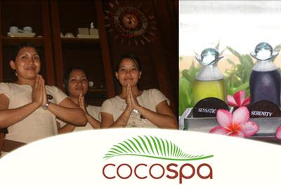 Anantaya Coco Spa