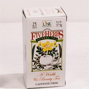 Link Five Herbs Tea