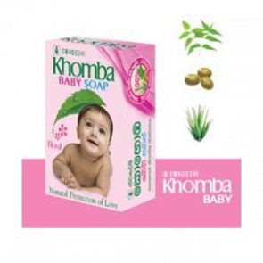 Khomba Baby Herbal Soap