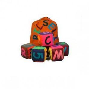 Letter Cubes