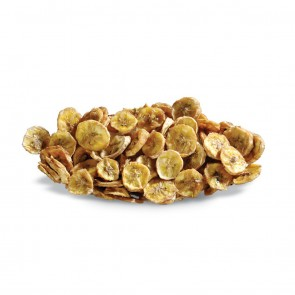 Dehydrated Banana Pieces