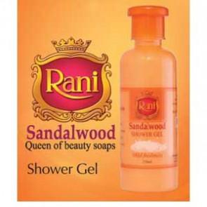 Rani-Sandalwood Shower Gel (250ml)