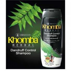 Khomba Herbal Shampoo - Dandruff Control (90 ml )