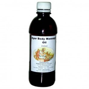 Ayur Body Massage Oil
